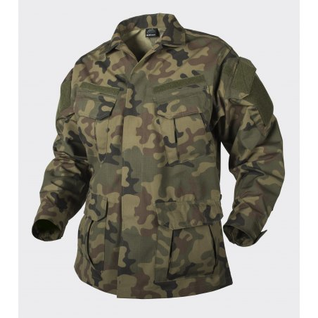 Bluza SFU Next® (Special Forces Uniform Next) - Ripstop - PL Woodland