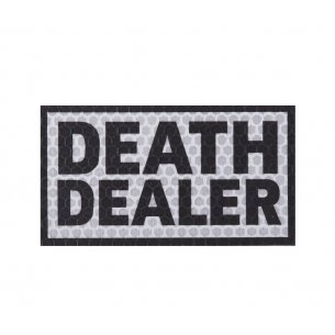 Combat-ID Velcro patch - Death Dealer (DD-BG) - Blue Grey