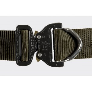 Helikon-Tex® COBRA D-Ring (FX45) Tactical Belt - Olive Green