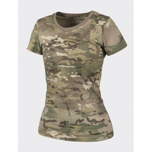 Helikon-Tex® Women's T-shirt - Cotton - Camogrom®