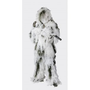 Helikon-Tex® GHILLIE Suit camouflage - Snow Camo