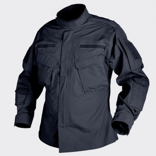 Helikon-Tex® CPU ™ (Combat Patrol Uniform) Shirt - Ripstop - Navy Blue