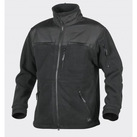Helikon-Tex® DEFENDER Fleece jacket - Nero