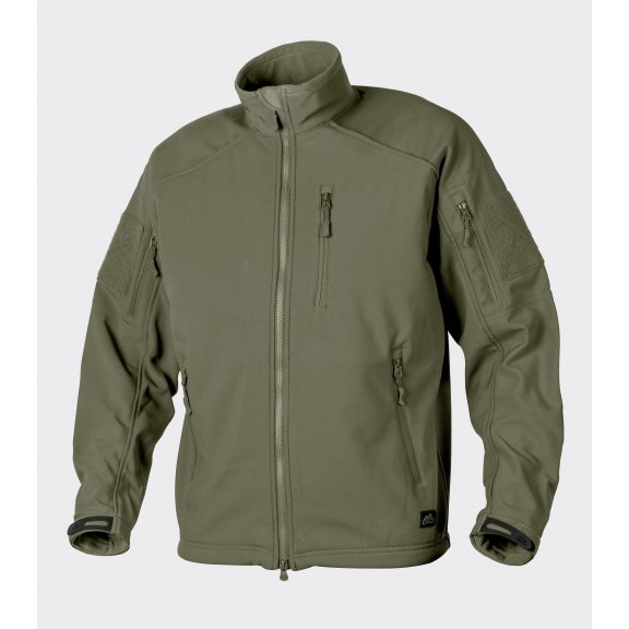 DELTA TACTICAL Jacke - Shark Skin - Olive Green