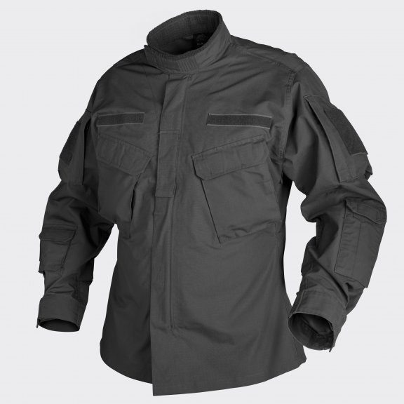 Helikon-Tex® CPU ™ (Combat Patrol Uniform) Shirt - Ripstop - Black