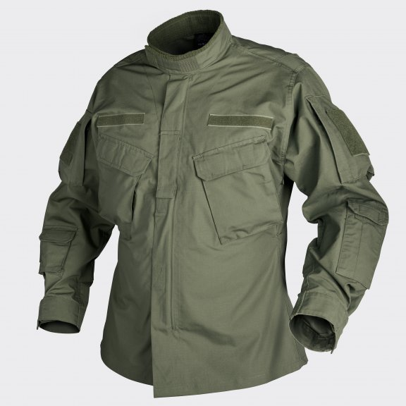 Helikon-Tex® CPU ™ (Combat Patrol Uniform) Shirt - Ripstop - Olive Green