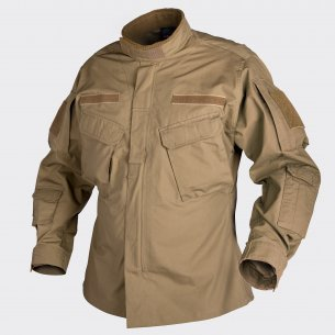 Helikon-Tex® CPU ™ (Combat Patrol Uniform) Shirt - Ripstop - Coyote / Tan