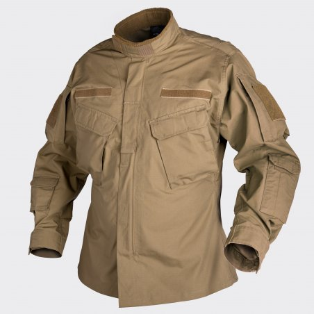 CPU ™ (Combat Patrol Uniform) Shirt - Ripstop - Coyote / Tan