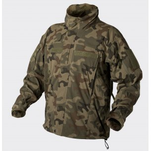 Helikon-Tex® Kurtka SOFT SHELL Level 5 Gen.II - PL Woodland