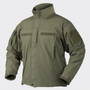 Helikon-Tex® SOFT SHELL Level 5 Gen.II Jacke - Olivgrün