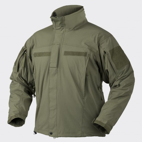 Helikon-Tex® SOFT SHELL Level 5 Gen.II Jacket - Olive Green