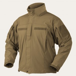 Helikon-Tex® SOFT SHELL Level 5 Gen.II Jacket - Coyote / Tan