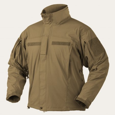 Kurtka SOFT SHELL Level 5 Gen.II - Coyote / Tan