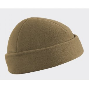 Watch Cap - Fleece - Coyote / Tan