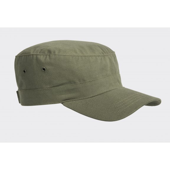 BDU Combat Kappe - Ripstop - Olive Green