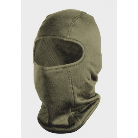 Extreame Cold Weather Balaclava - Olive Green