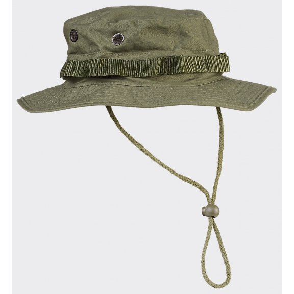 Kapelusz BOONIE - NyCo Ripstop - Olive Green