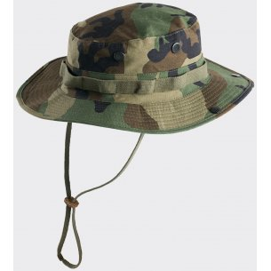 Helikon-Tex® BOONIE Hat - NyCo Ripstop - US Woodland