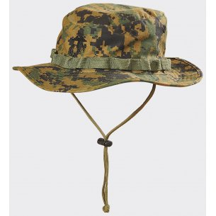 USMC (US Marine Corps) Hat - Digital Woodland