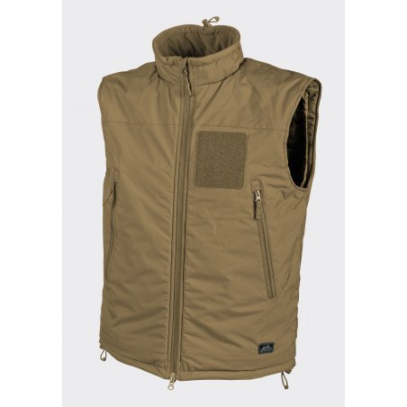 Helikon-Tex® Kamizelka MALAMUTE Lightweight - Climashield® Apex ™ 67g - Coyote / Tan