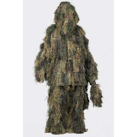 Kamuflaż GHILLIE Suit - Digital Woodland