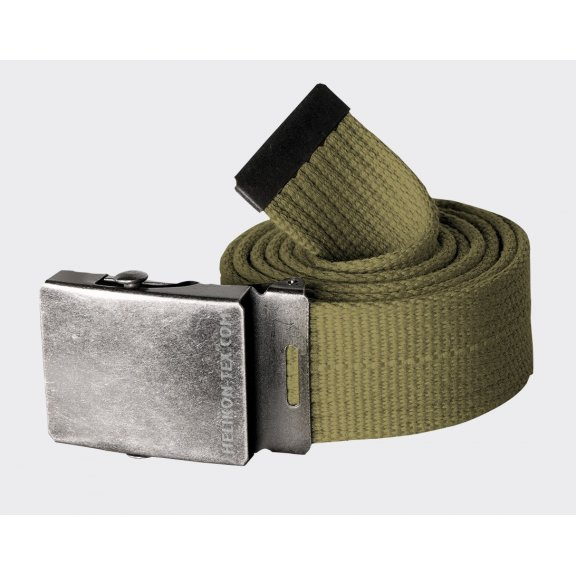 Pasek CANVAS -Olive Green