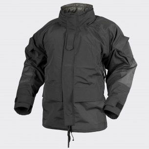 Helikon-Tex® ECWCS II generation Jacket - with fleece liner - Black