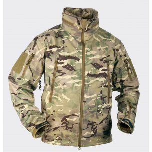 Helikon-Tex® GUNFIGHTER Jacke - Shark Skin - MP Camo®
