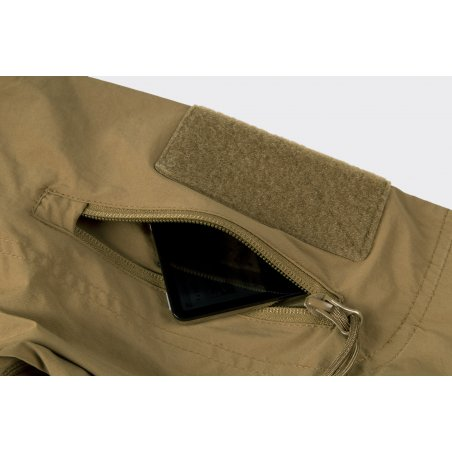 Helikon-Tex® TROOPER Jacket - Stormstretch® - Coyote / Tan