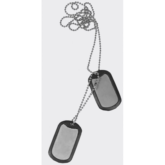 Dog Tag - Stainless steel