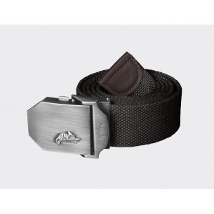Helikon-Tex® Belt with the Manufacturer's Logo - Noir