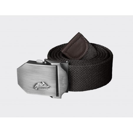 Helikon-Tex® Belt with the Manufacturer's Logo - Black