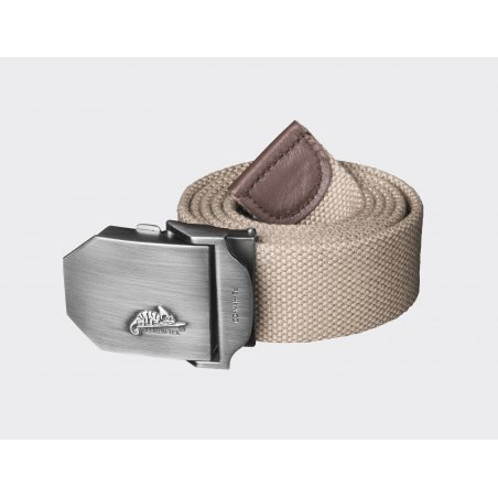 Helikon-Tex® Belt with the Manufacturer's Logo - Khaki