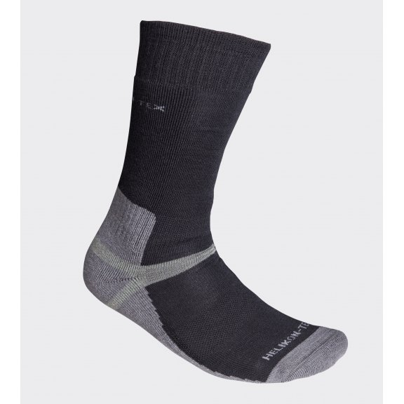 Lightweight Socks - Coolmax - Black
