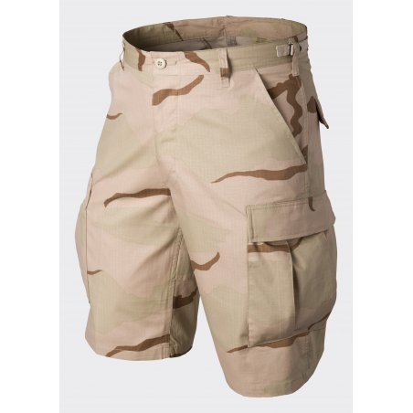 Helikon-Tex® BDU (Battle Dress Uniform) kurze Hose  - Ripstop - US Desert