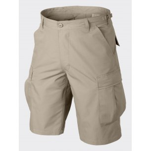 BDU (Battle Dress Uniform) Shorts - Ripstop - Beige / Khaki