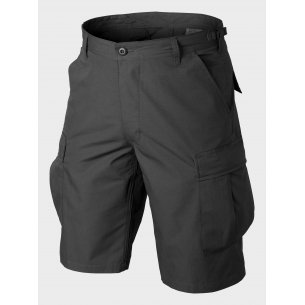 Helikon-Tex® BDU (Battle Dress Uniform) Shorts - Ripstop - Black
