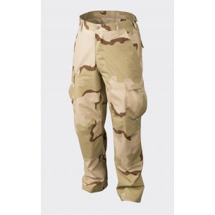 Helikon-Tex® BDU (Battle Dress Uniform) Hose - Baumwolle Ripstop -  US Desert