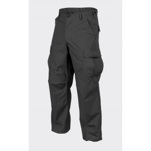 BDU (Battle Dress Uniform) Trousers / Pants - Twill - Black