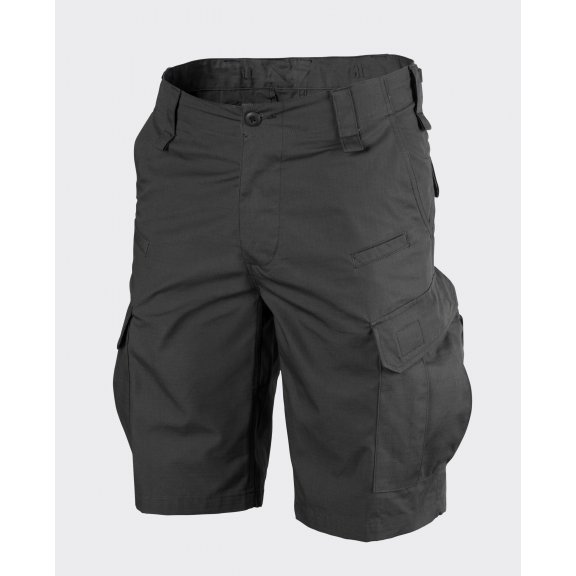 CPU ™ (Combat Patrol Uniform) Shorts - Ripstop - Black