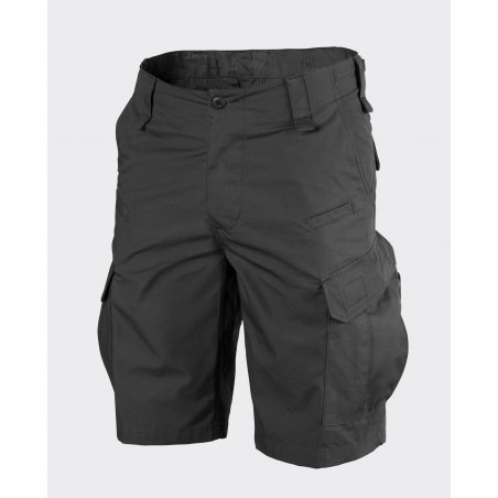 Helikon-Tex® CPU ™ (Combat Patrol Uniform) Shorts - Ripstop - Black