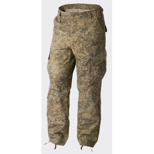 Helikon-Tex® CPU ™ (Combat Patrol Uniform) Trousers / Pants - Ripstop - PENCOTT ™ Badlands