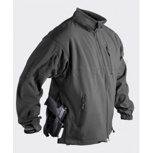 Helikon-Tex® JACKAL Jacket - Shark Skin - Black