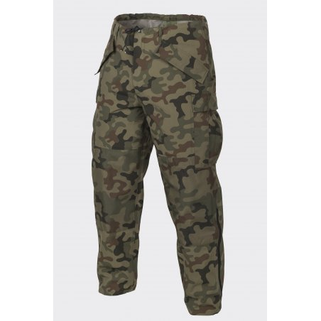 ECWCS II generation Trousers / Pants - PL Woodland