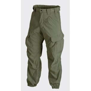 Helikon-Tex® SOFT SHELL Level 5 Gen.II Trousers / Pants - Olive Green