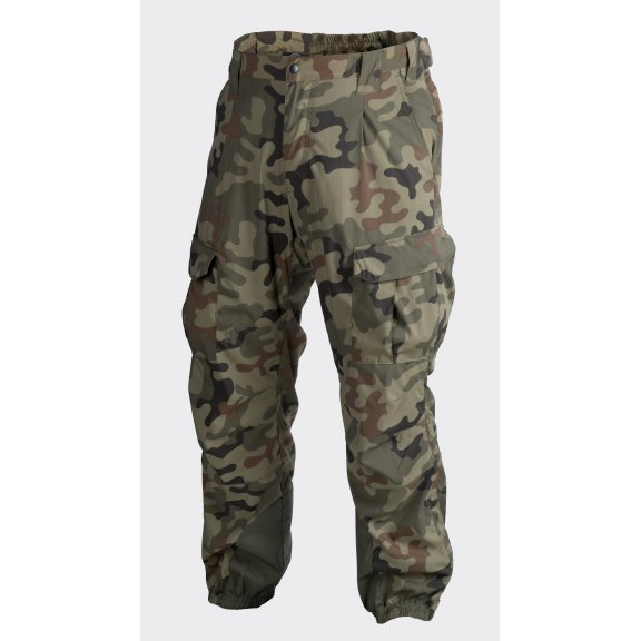 Helikon-Tex® SOFT SHELL Level 5 Gen.II Trousers / Pants - PL Woodland