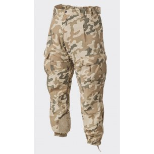 Helikon-Tex® SOFT SHELL Level 5 Gen.II Trousers / Pants - PL Desert