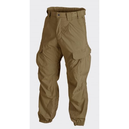 Helikon-Tex® SOFT SHELL Level 5 Gen.II Trousers / Pants - Coyote / Tan