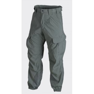 SOFT SHELL Level 5 Gen.II Hose - Alpha Green