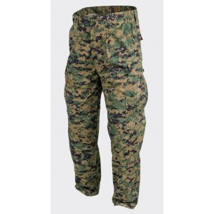 Helikon-Tex® USMC (US Marine Corps) Trousers / Pants - Marpat USMC Digital Woodland
